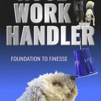 Fred Helfers Nose work handler bokomslag